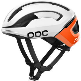 POC Omne Air Spin Helmet zink orange avip